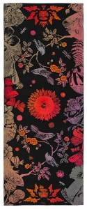 TO BEE SCARF, Nero, 180X70 cm, 100% Twill, CHF 390.00, EUR 370.00